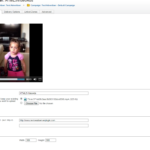HTML5 Video and Audio Ads Plugins Banner Properties Page